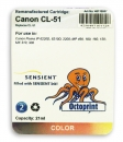 Octoprint CL51 INK COLOR HC No.51 21ml